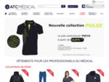 Vêtements des professionnels médicaux chez  ATC Médical