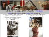 Sculpture, terres cuites d art, bustes, statues, anges, enfant, modelage, reproduction