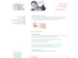 Atelier des petits pieds à Nantes - Massage pour les bébés et nourrissons