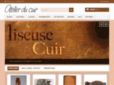 Atelierducuir.com - Maroquinerie en ligne