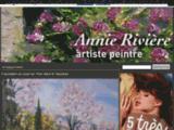 artiste, peintre, provençal, Annie Rivière, Saint-Remy de Provence, tableau, paysage provençal, région PACA
