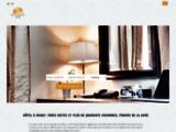 Atlantic Agdal,hôtel 5 étoiles au Maroc