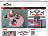 Atoc2tech : drone, rc, et gadget high tech pour Iphone