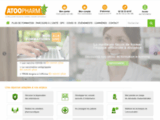 Formation continue pharmacie, officine atoopharm, atoutpharm