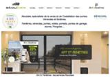 ATOUBAIE : Specialiste de la vente et de l?installation des Portes, des Fenetres et des Portes Fenetres.