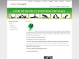 Bienvenue sur le site du Studio  Atout Pilates