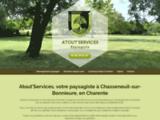 Atout Services Paysagiste Chasseneuil sur bonnieure, La Rochefoucauld, Angoulême | Accueil