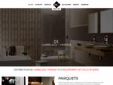 Carrelage Perpignan - Cuisine Perpignan - Salle de bain - Parquets - Dressings