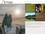 Les Attelages des 2 Lacs - Promenades en Traineau - Vacances en  Roulotte - Chambre d'hôtes - Malpas - Haut-Doubs - Franche Comté
