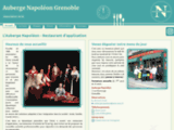 Restaurant a Grenoble  Auberge Napoléon | le Chef est une femme ...