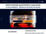 Audirep - Société d'études marketing