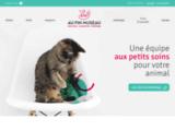 Au Fin Museau, nourriture, accessoires et toilettage pour chiens et chats, Trois-Rivières, Québec