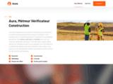 Aura - Métreur vérificateur, Solutions pour métrés TCE