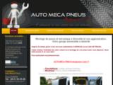 Mécanicien à domicile et garagiste à Grenoble, AUTO MECA PNEUS à votre service !