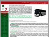 Autobus Italie: Plateforme de location de bus Italie: louer des minibus et des autobus