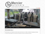 Autocars MERCIER à Bordeaux, location d'autocars avec chauffeur au départ et à destination de Bordeaux