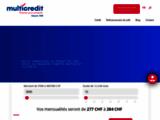 Autocredit: crédit auto