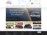 Auvents Multiples - Abris Auto
