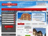 Vacances et location en Auvergne : Chalets et Ski à Super Besse.