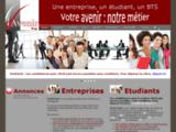 Avenirsup : BTS contrat de professionnalisation et en initial à Lyon MUC NRC AM AG Notariat Assurance Banque Tourisme COM