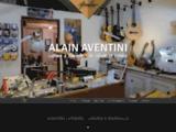 Alain Aventini, luthier guitare à Marseille