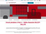 Avocat pénaliste Paris 4 | Maître Alexandre BALGUY-GALLOIS