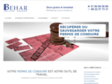 Avocat droit routier - www.Avocat-Behar.fr