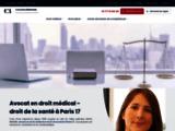 Avocat responsabilité médicale Paris, cabinet d