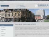 Cabinet d'avocat Lille : défense pénale auteur présumé