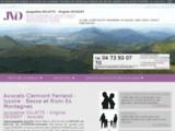 Avocat dommages corporels Clermont-Ferrand