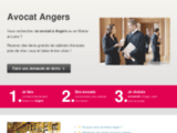 Accueil, Avocat Angers