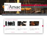 Avocats Clermont-Ferrand  Michel Arsac