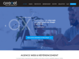 Creation site Internet AxeNet
