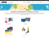 Axess Industries - Manutention et stockage industriel