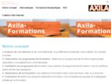 Axila-Formations, organisme de formation professionnelle, spécialisé dans l?informatique, la bureautique et les formations webmaster, les formations photos. Nous intervenons : dans le Nord, le Pas-de-Calais, l'Oise, l'Aisne, la Seine Maritime, l'Eure, les