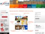 Immobilier Orléans, immobilier Paris, agences immobilières AXITIS à Paris et Orléans