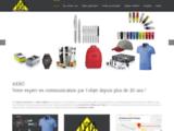 Textiles personnalisés et objets publicitaires sur Aix en Provence et Marignane