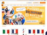 Drapeaux et bannières - Achat / Vente drapeau et bannière - AZ flag