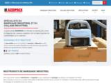Azedpack, entreprise spécialisée dans les pistolets à colle