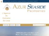 Immobilier Cagnes sur Mer, Villeneuve Loubet
