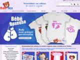 Baby Noa - Personnalisez et offrez vos cadeaux avec la photo de votre bébé ou de votre enfant.
