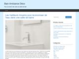 La décoration de salle de bain en France