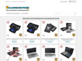 Balances-de-poche.com : balances electroniques de precision