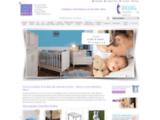 Spécialiste chambre bébé et enfant depuis 2006