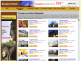 Bangkok - Hotels et Guesthouses - Trouver une chambre à Bangkok - Thaïlande