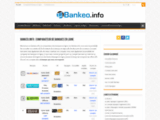 Bankeo.info : le comparatif des meilleures banques en ligne
