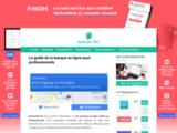 Guide comparatif des banques professionnelles en ligne 2019
