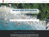 Banque de vidéo aérienne en drone