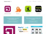 Banques en ligne   Mobile