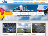 Baptème de l'air - Vente de baptême de l'air en ligne partout en France